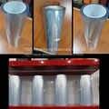 30*100 см/лот глянцевая пленка для автомобильных фар с 3 слоями для защиты фар глянцевая пленка для автомобильных фар с бесплатной доставкой