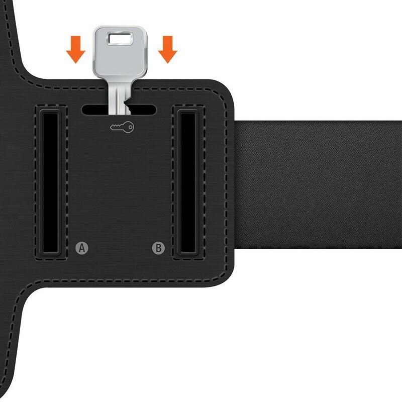 ABCTen Running Sport Cell Phone Case Armband For HTC Desire Eye 826 One M9 PLUS E9 Plus 10 Pro D10W Bolt HTC 10 Evo U Play U-2u
