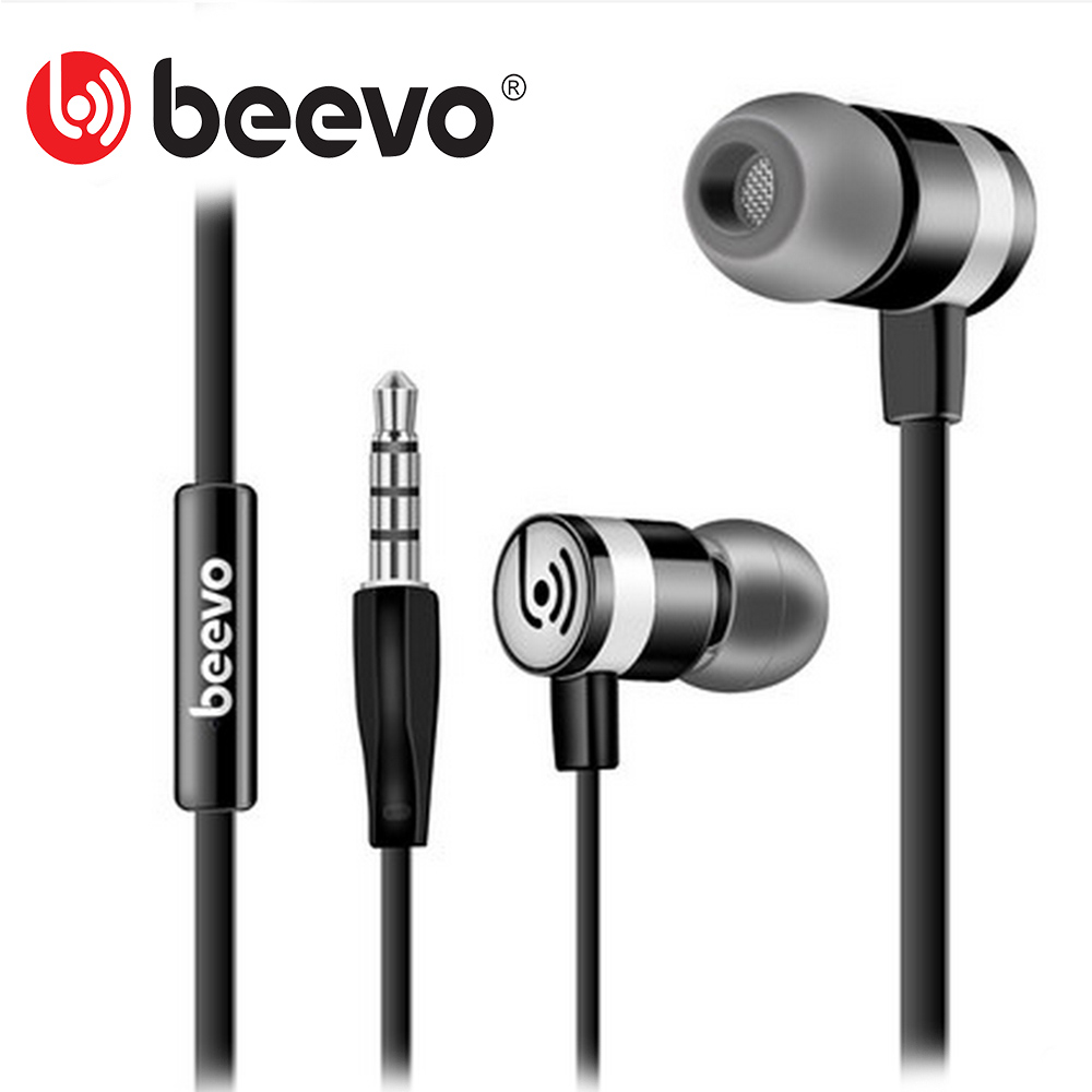 Original Beevo EM130 Supper Earphone Engine Shape In-ear Earphone auriculares Headset With Microphone For iPhone Samsung MP3 MP4