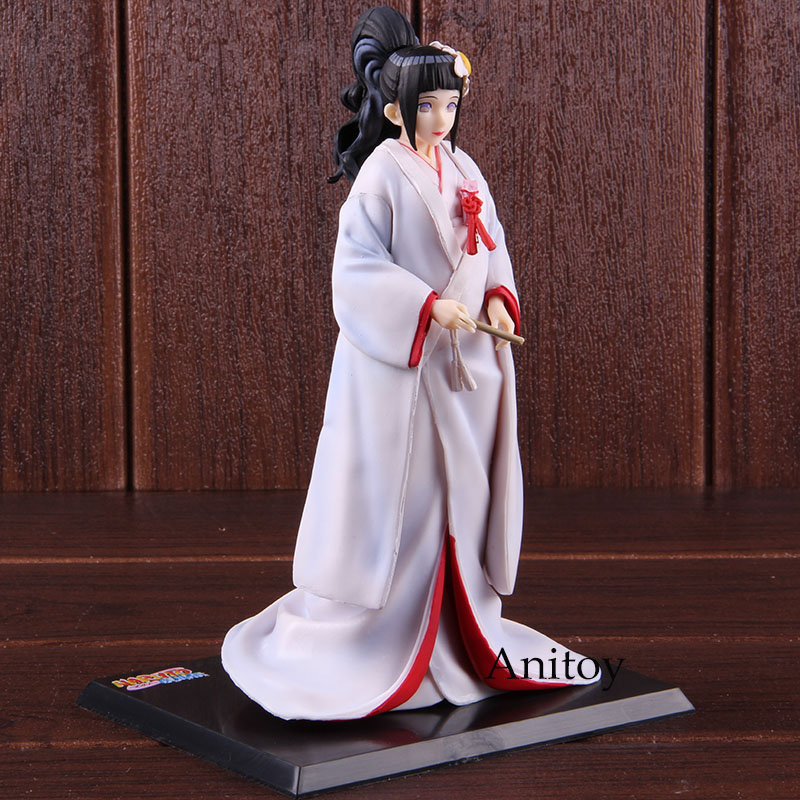 Naruto Shippuden NARUTO Gals Hinata Hyuga Wedding Ceremony Ver. PVC Hyuuga Hinata Action Figure Collectible Model Toy 1