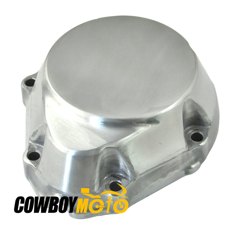 Motorcycle Parts Engine Trigger Cover Polishing Right side For Honda CB1300 CB1300SB CB1300S CB1300SF Silver Free shipping jiangdong engine parts for tractor the set of fuel pump repair kit for engine jd495