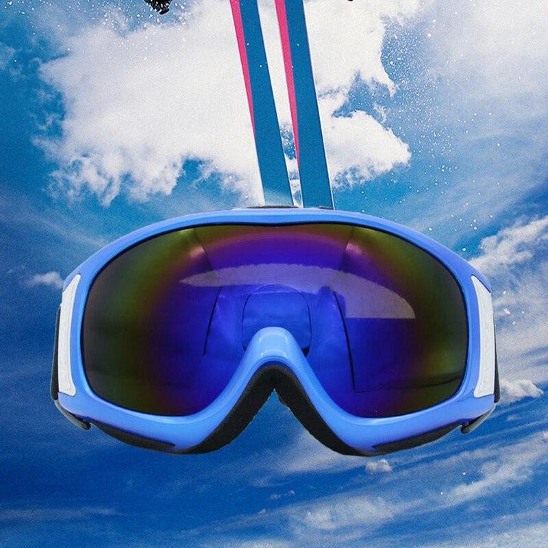 Рамки снег лыжные очки Профессиональный незапотевающий Очки для лыжного спорта маска для ...