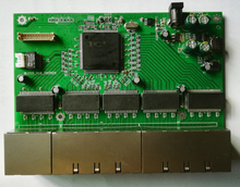 20 port swap board community machine IP1725 Swap Ethernet swap swap HL1725