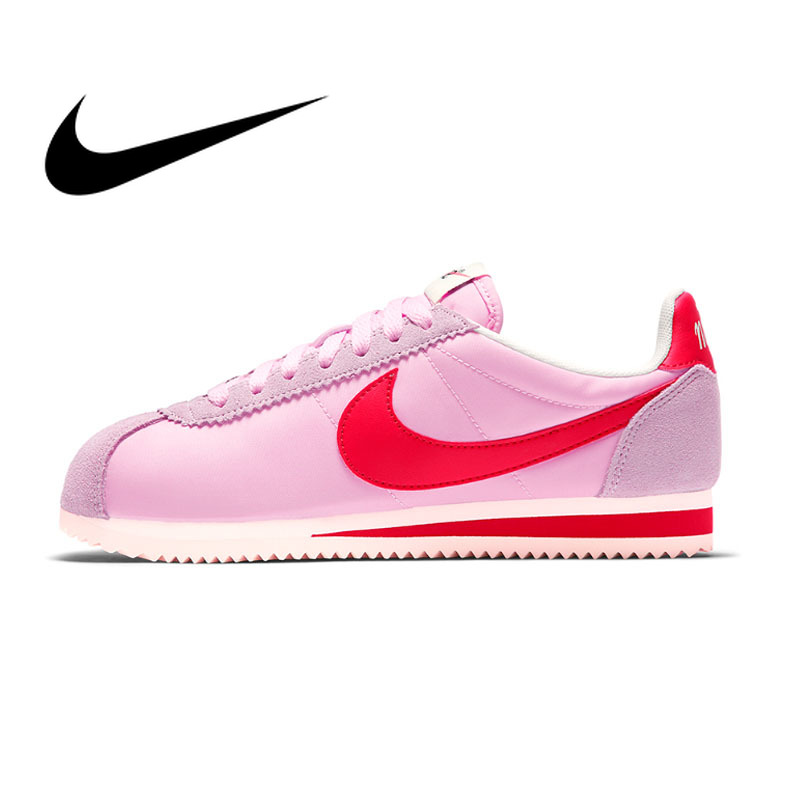 Nike Classic Cortez Brand Womens Breathable Running Shoes Sport Sneakers Massage Athletic Designer Footwear Low Top 882258-402Nike Classic Cortez Brand Womens Breathable Running Shoes Sport Sneakers Massage Athletic Designer Footwear Low Top 882258-402