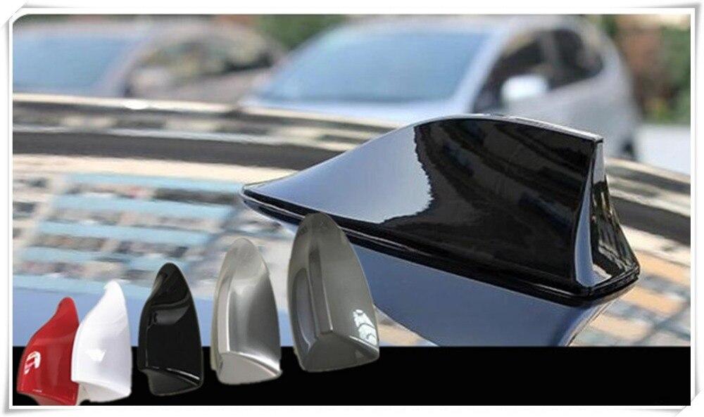 Nuevo estilo de coche aleta de tiburón para bmw e92 e53 e60 e90 e46 e39 audi a3 a4 a5 a6 b6 alfa romeo 159 mini cooper Accesorios