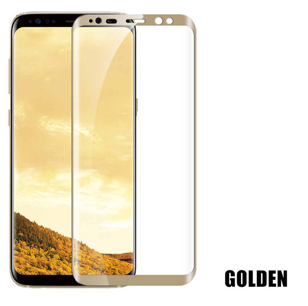 New Protective tempered glass for Samsung Galaxy S9 Full Curved Phone Screen Protectors front film glass