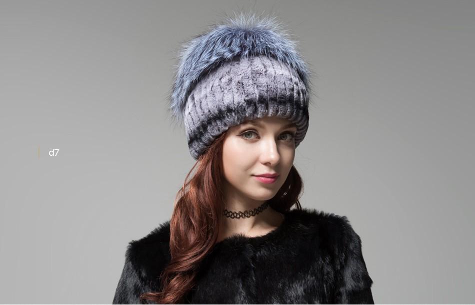 women\'s hats fur PCM002 (19)