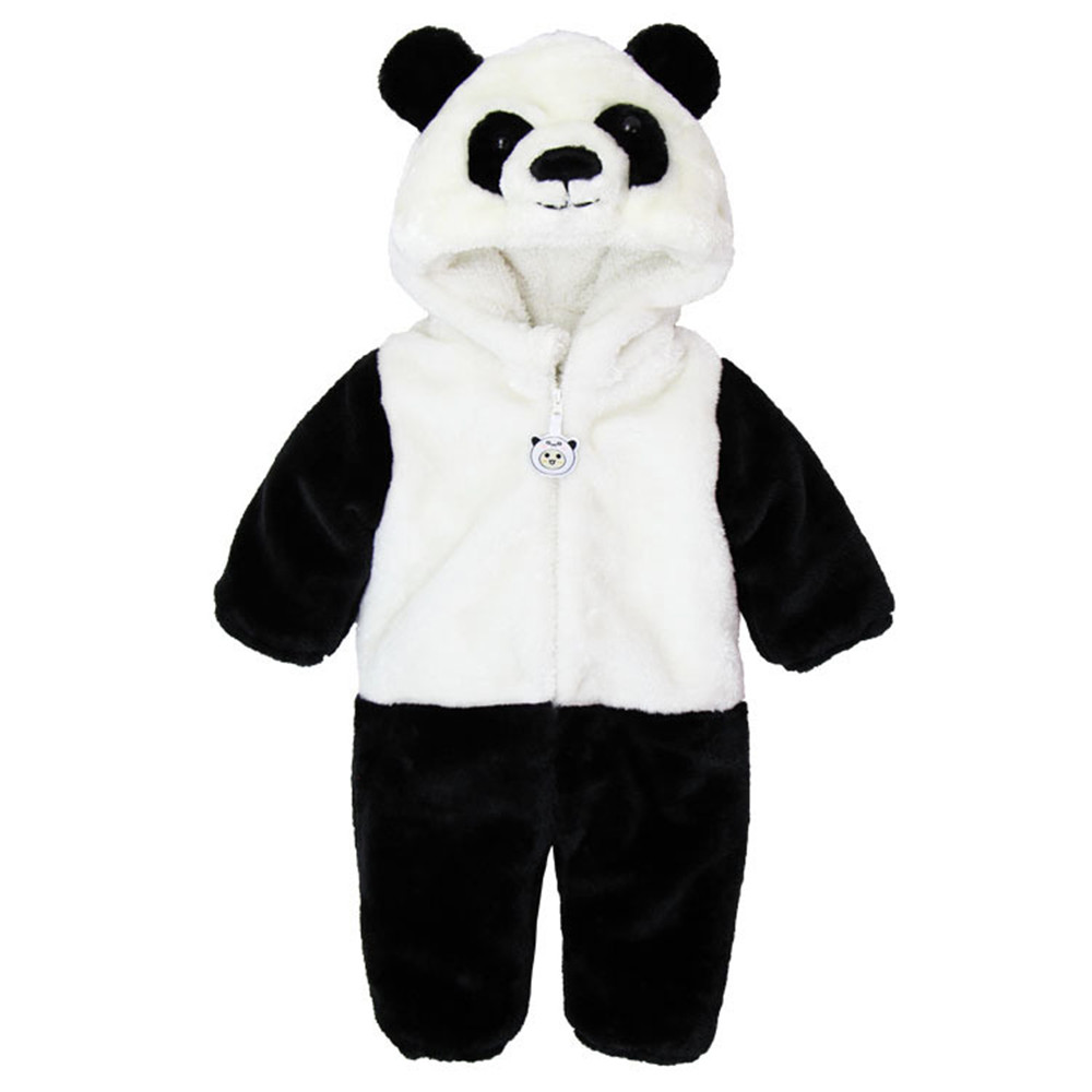 panda Costume Suit Plush Father Fancy Clothes Xmas Cosplay Props child Coat Pants Beard Belt Hat Christmas Set