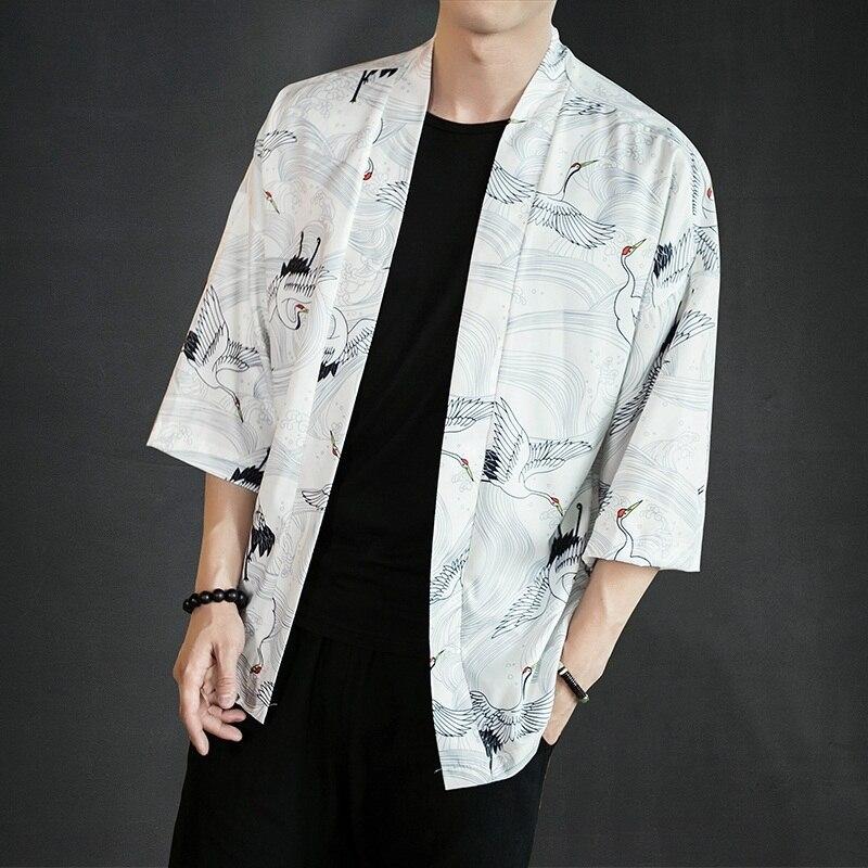Chinese shirt bouse men traditional chinese clothing for men male Chinese mandarin collar shirt kung fu