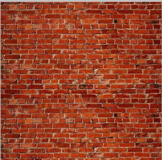 red brick wall photography backdrops for photo studio 240x240cm