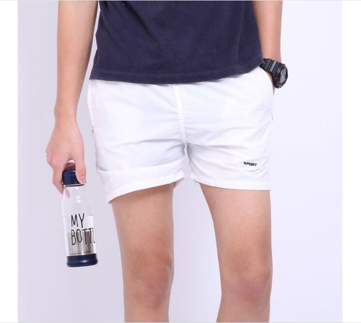 Men's Casual Summer Shorts Sexy Sweatpants Male Fashion Shorts 20pcs/lot Fedex/dhl Wholesales 7 Colors 5 Size L-4XL