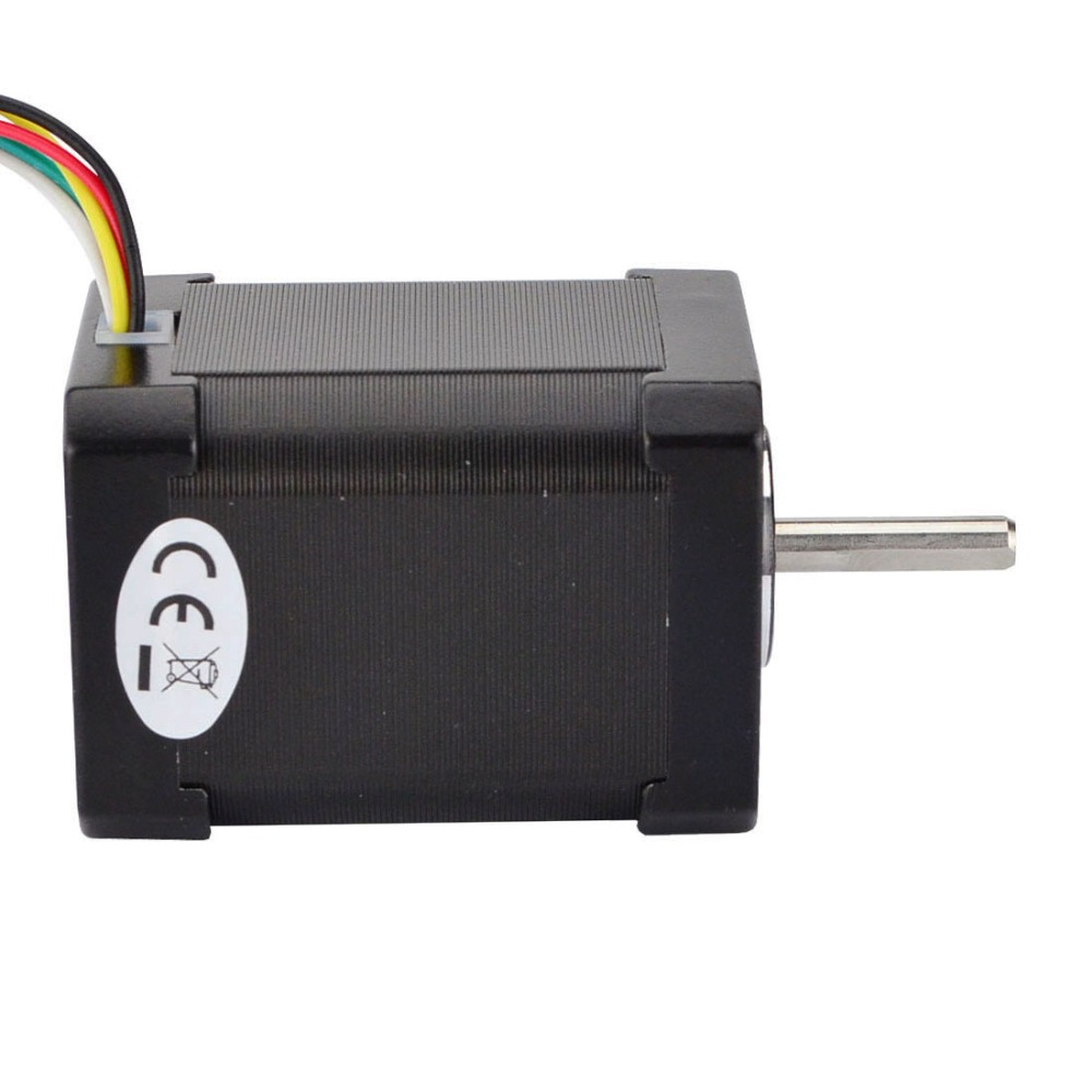 hight resolution of unipolar nema 17 stepper motor 6 lead 65ncm 92oz in 1 2a 60mm nema17 step motor for 3d printer cnc milling machine in stepper motor from home improvement