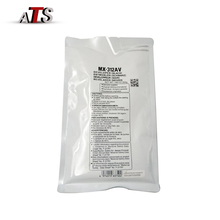 2Pcs/lot 300g Black Developer Powder MX-312AV For Sharp M 261 310 311 2608 Compatible M261 M310 M311 M2608 Copier Supplies