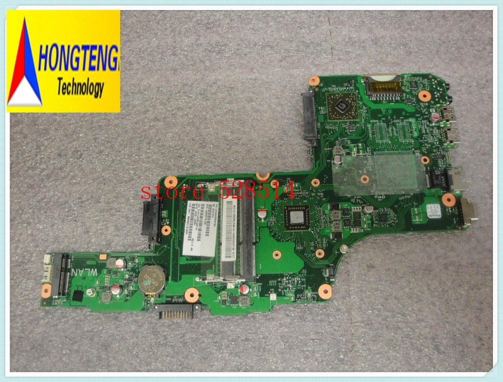 FOR Toshiba Satellite C855D Motherboard V000275180 fully tested