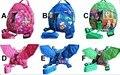 Anti Lost Kid Safety Backpack Strap Cartoon Pattern Bag Baby Kid Harness Walking Wings Child wrist leash belt assistant andador