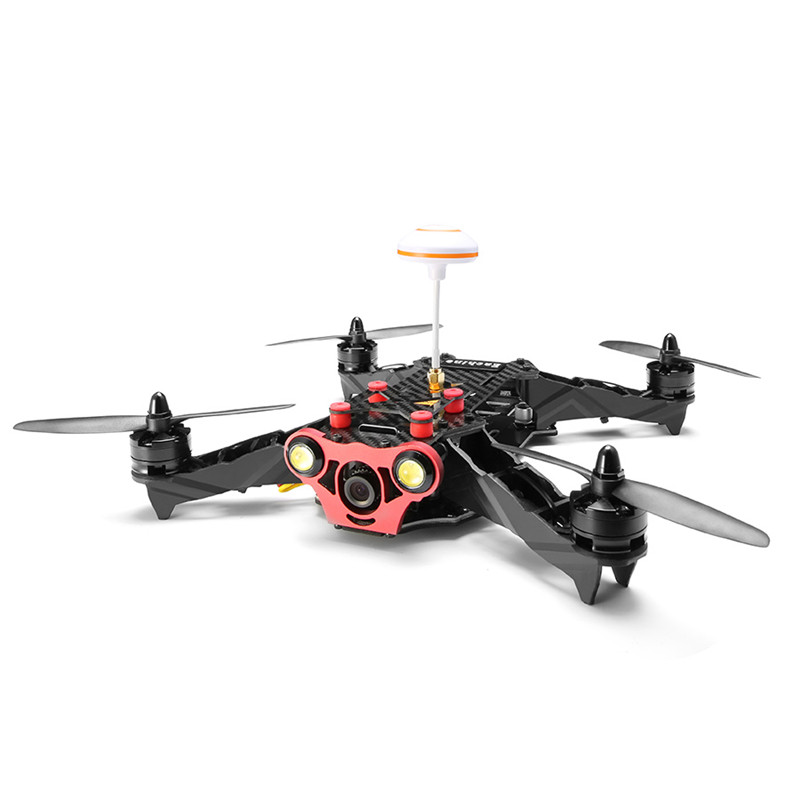 Lo nuevo Eachine Racer 250 FPV Drone F3 NAZE32 CC3D Construido en 5.8G Transmiso