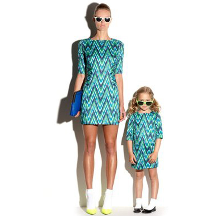 Matching Mother Daughter Clothes Summer Style Mother Daughter Matching Dresses Mom And Daughter