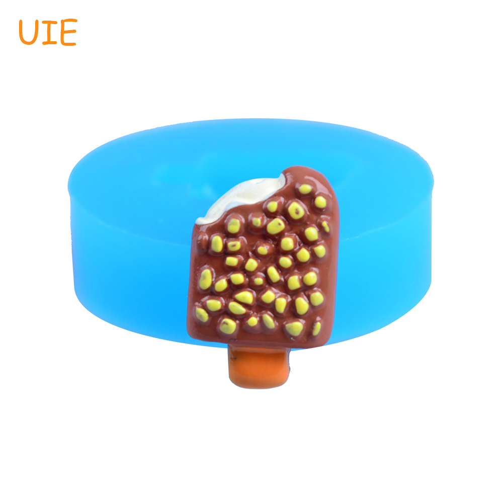 XYL044U 17.6mm Tiny Bitten Ice Cream Bar / Popsicle with