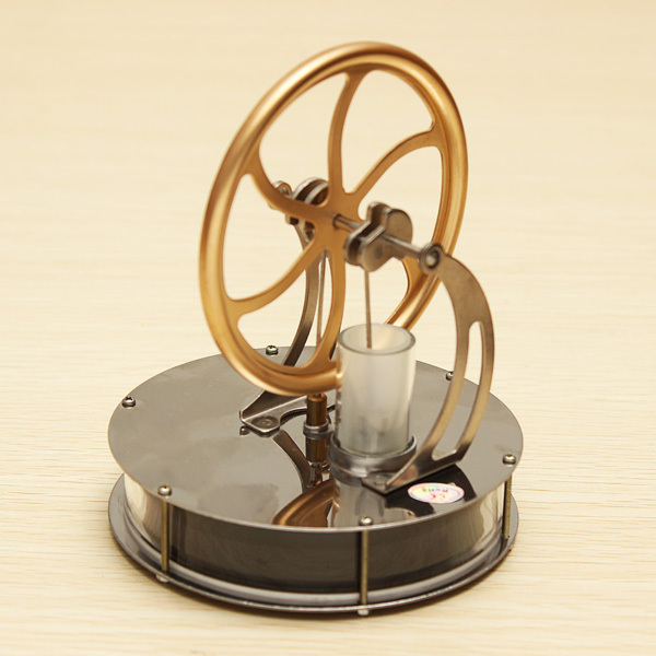 New Arrival Children Toys Low Descovery Toys Low Temperature Stirling Engine Toy Gift For Kid