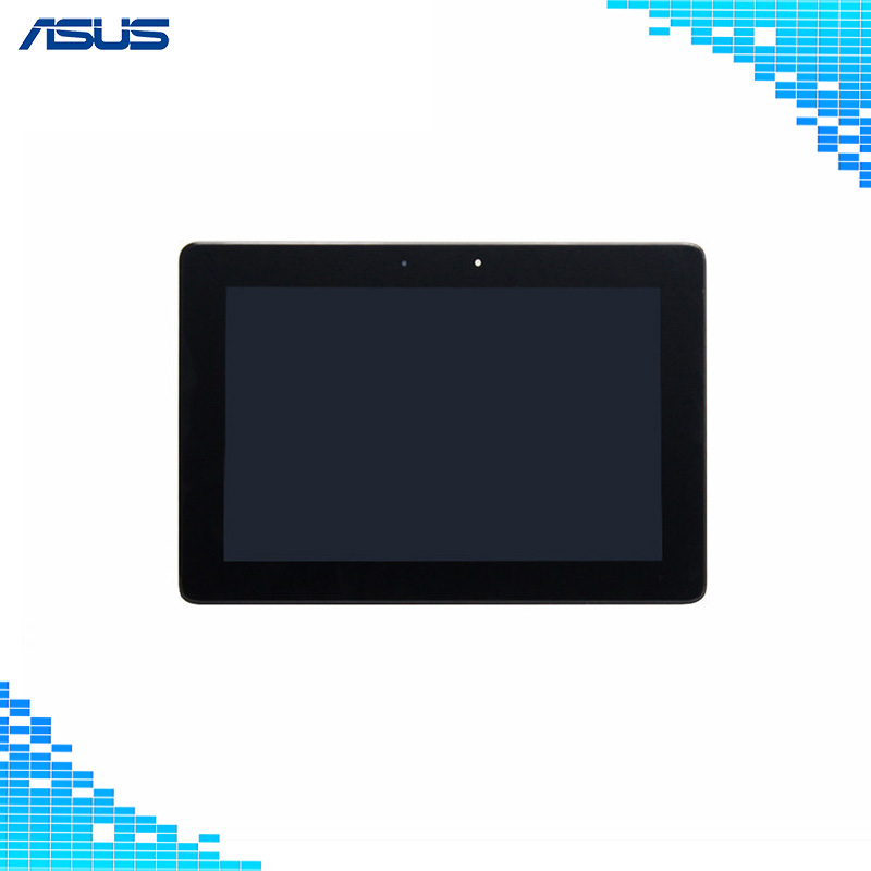 Asus ME301 Original LCD Display Touch Screen Assembly with frame For Asus MeMo Pad Smart 10 ME301 ME301 T01 5280N LCD screen 10 1 inch for asus memo pad 10 me103 me103k lcd display with touch screen assembly free shipping