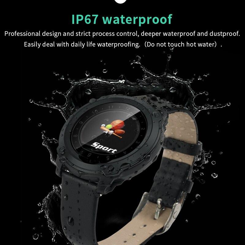 купить Sport Smart Bracelet Watch CD10 Bluetooth blood pressure heart rate monitoring tracker waterproof smart bracelet for Android IOS недорого