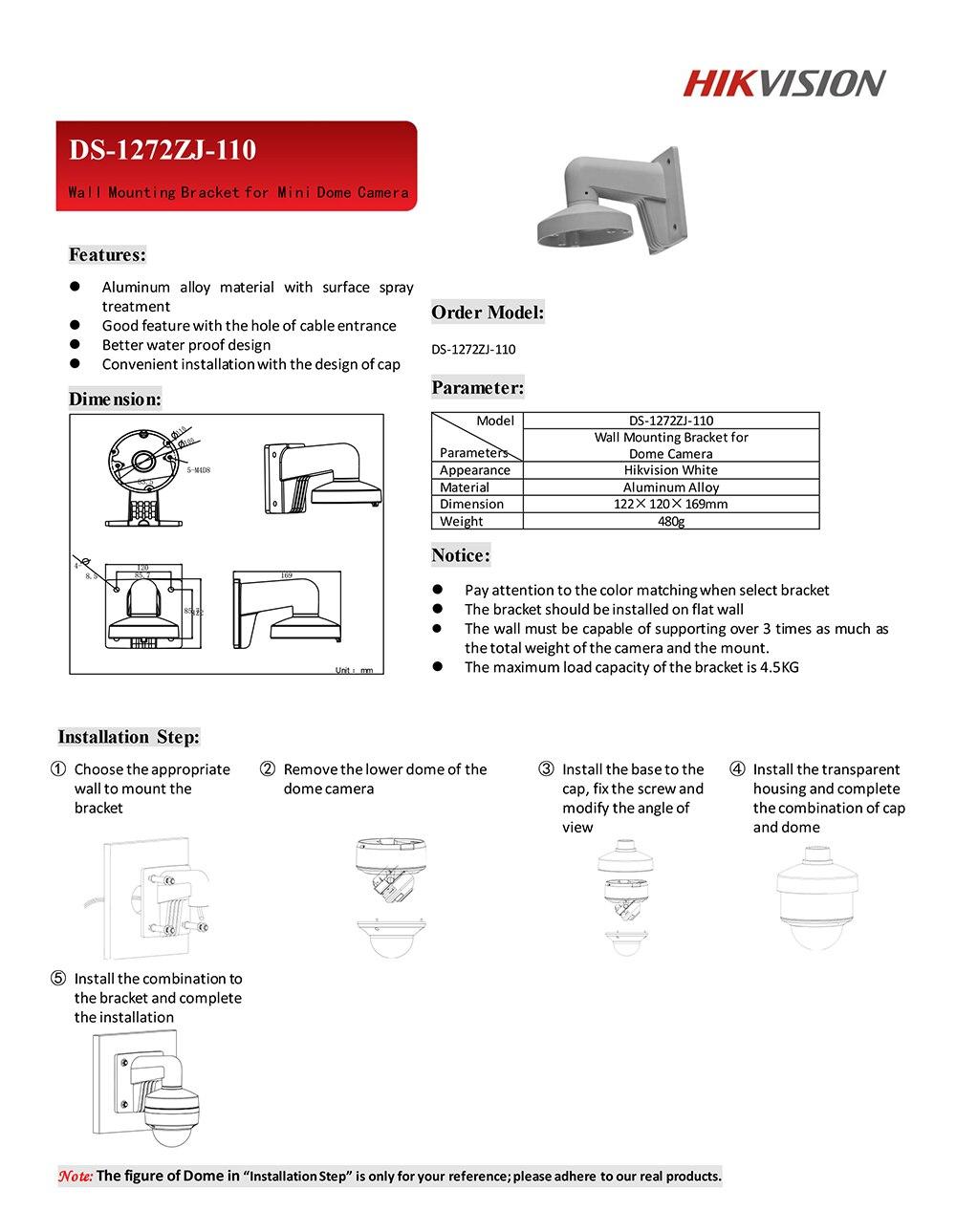 DS-1272ZJ-110-