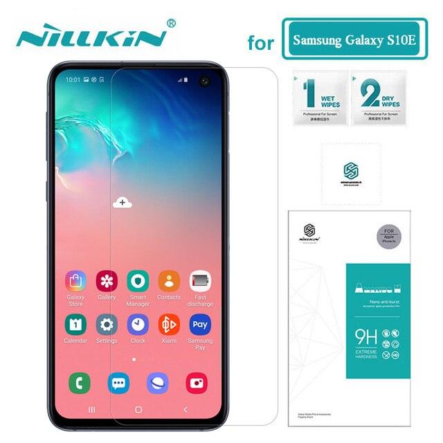 Tempered Glass for Samsung Galaxy S10E S10 E Nillkin 0.33MM Amazing H Screen Protector sFor Samsung Galaxy S10E Glass
