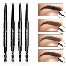 Korean Cosmetics Makeup Eyebrow-Pencil Tint Waterproof Women Natural for Maquillaje