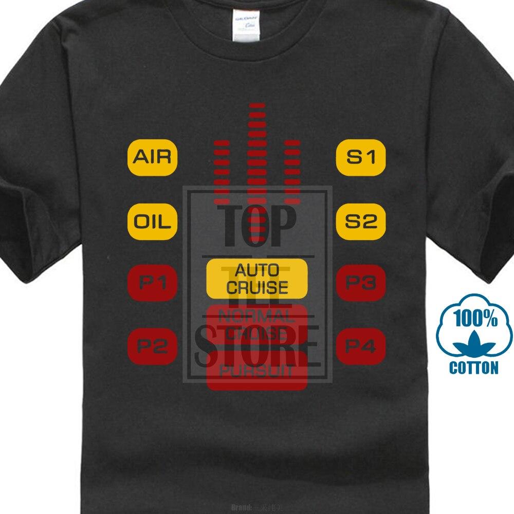 Kitt Knight Rider T Shirt Tv Hasselhoff Eighties 80'S Funny Quote Geek Cars Kit