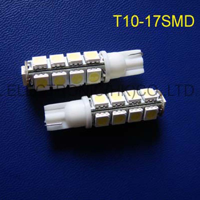 High quality 12V Car led indicator light Signal light Pilot lamp 158,168,194,912,W5W,W3W,501,T10 wedge free shipping 5pcs/lot