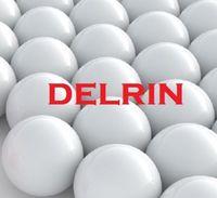 3/4 inch (19.05mm) 50pcs Solid Delrin Polyoxymethylene (POM) / Celcon Plastic Balls