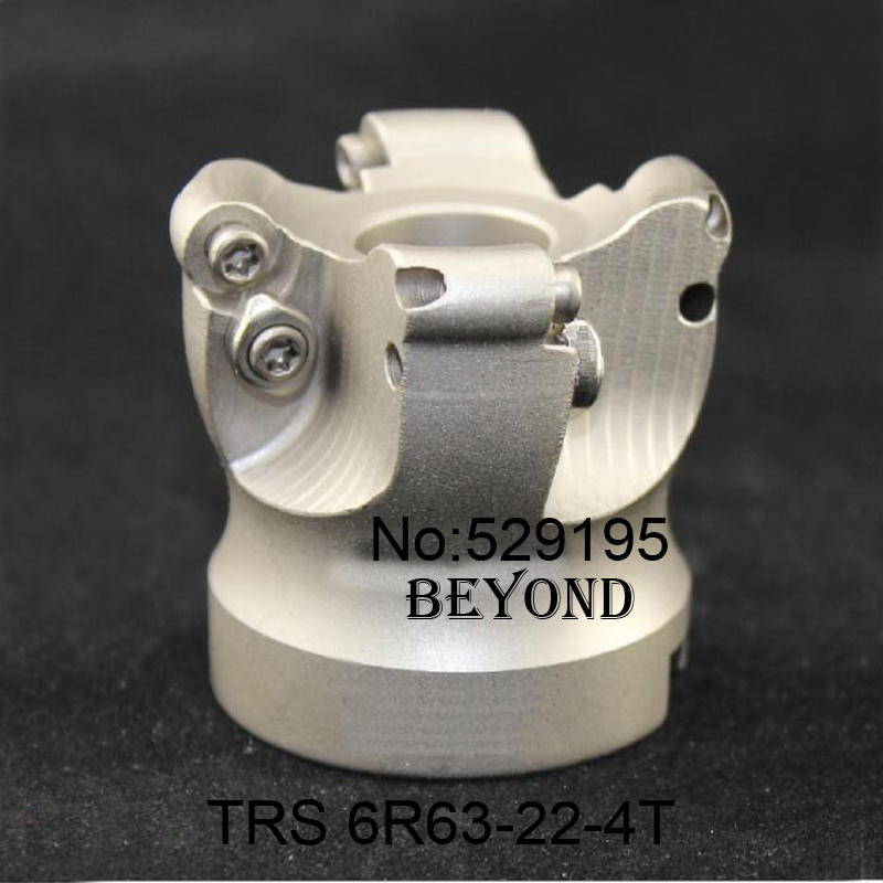 Cnc Router Router Bit Trs 6r63-22-4t, Round Nose Surface Nc Cutter, Cnc Milling Cutter.face Cutter Head,use Insert Is Rdmw1204 cnc router router bit trs 5r50 22 4t round nose surface nc cutter cnc milling cutter face cutter head use insert is rdmt10t3