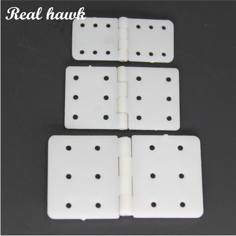 25pcs Nylon & Pinned Hinge W12xL24mm/W16xL29mm/W20xL36mm Free Shipping For RC Airplanes Parts Model Aeromodelling Replacement free shipping 25pcs mje15033g 25pcs mje15032g mje15033 mje15032 to 220