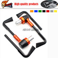 "Aluminum&ABS Protector Handlebar 7/8"" 22mm Brake Clutch Levers Protect Guard For KTM 125 200 390 690 990 DUKE"