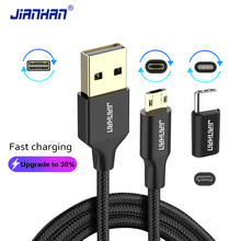 2 in 1 Reversible Micro USB Cable Type C Fast Charging Data Charger Cable Double Sides for Xiaomi Samsung Galaxy S6 S7 Note usb 2 0 to micro usb charging data cable for samsung galaxy note 10 1 2014 edition p600 200cm