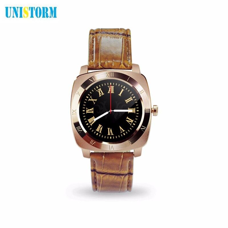 imágenes para Las mujeres Inteligentes Reloj X3 Sim Reloj Teléfono Bluetooth Smartwatch Apoyo TF tarjeta Inteligente DZ09 Reloj GSM de Llamadas para android IOS PK GT08 A1