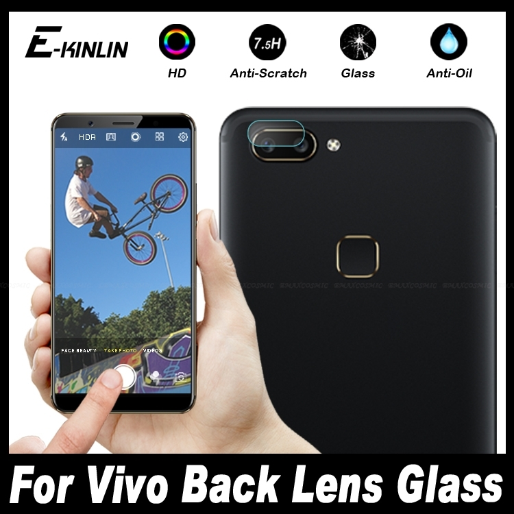 Back Camera Lens Protective For BBK Vivo NEX S A X21 X20 Plus UD V9 Youth Y85 Z1 Clear Transparent Tempered Glass Protector Film