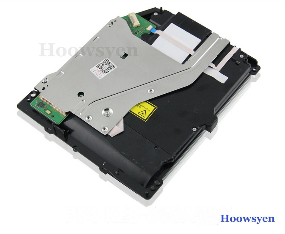 Genuine for Sony Playstation 4 PS4 500GB Console Blu-ray DVD Drive KEM-860AAA KES-860A 860 Complete Whole Assembly Replacement replacement kem 450aaa blu ray dvd drive for ps3 slim 200x model parts repair