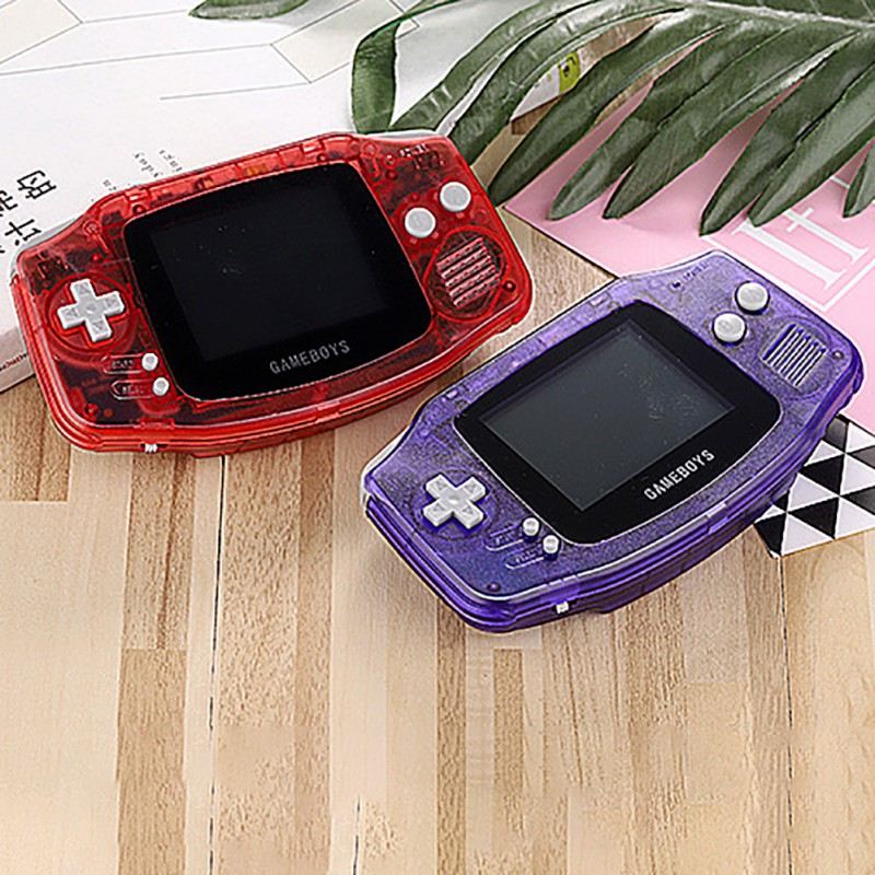 Nostalgic Retro Handheld Game Mini Console For Nintendo Game Multiple Colors Available Single Double People Game Console