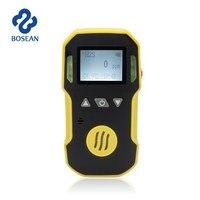 Водорода H2 газа монитор Цифровой детектор утечки газа Температура время с тревогой Газовый Детектор профессиональное Air газоанализатор Се