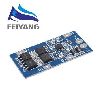 3S 20A 18650 Li-ion cargador de batería de litio Placa de protección 10,8 V 11,1 V 12V 12,6 V eléctrico 10A Lipo BMS PCB módulo PCM