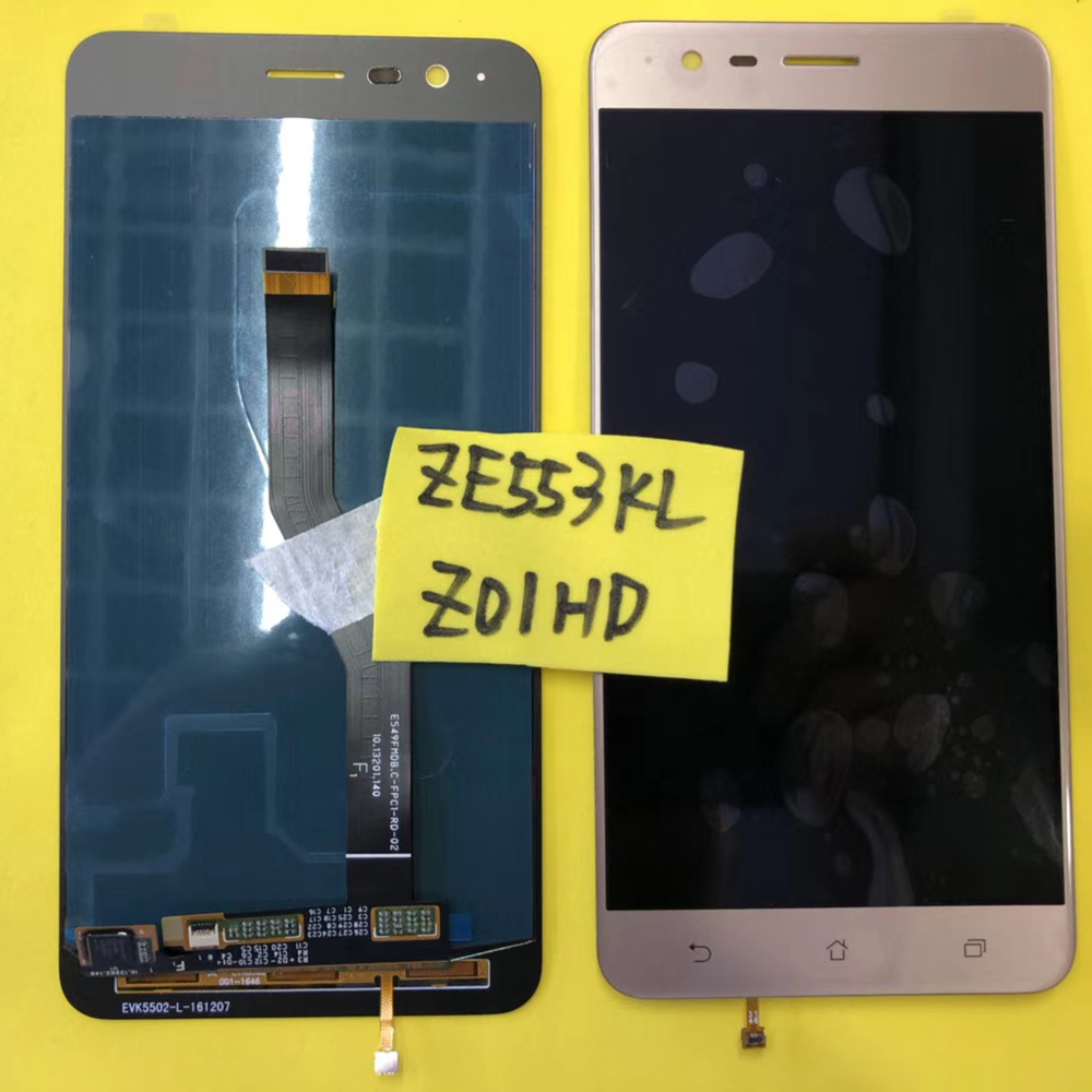 5.5 INCH LCD Display and Touch Screen Digitizer Assembly OLED For ASUS ZenFone 3 Zoom ZE553KL ZE553 Z01HDA5.5 INCH LCD Display and Touch Screen Digitizer Assembly OLED For ASUS ZenFone 3 Zoom ZE553KL ZE553 Z01HDA