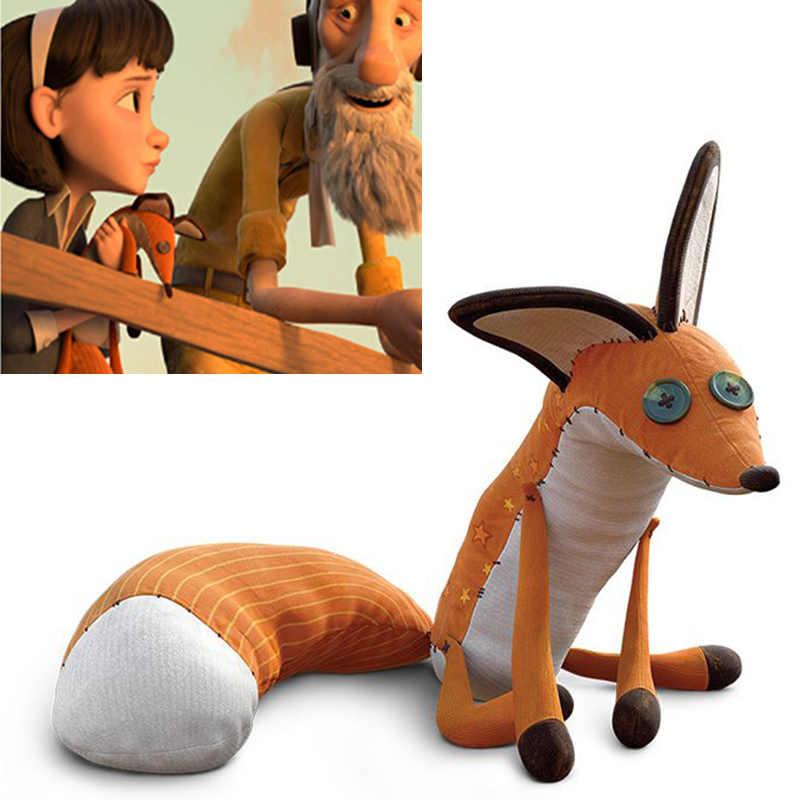 Il Piccolo Principe Fox Bambole di Peluche 40 centimetri Le Petit Prince Farcito Animale di Peluche Giocattoli Educativi Per I Bambini Del Bambino Di Compleanno/Regalo di natale