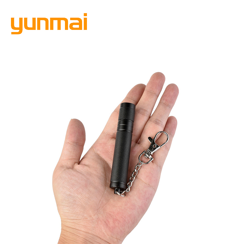 New Powerful Pen Light Portable Mini LED Flashlight Torch CREE XPE Flash Light2000LM Hunting Camping Lamp By AAA battery