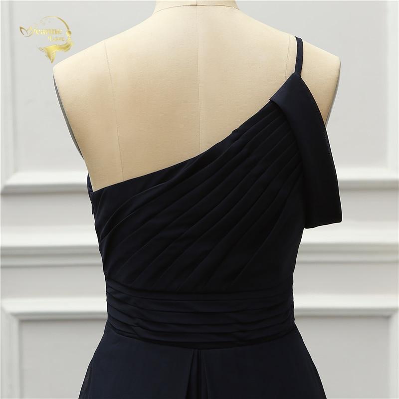 Jeanne Love Formal Luxury Evening Dress New Arrival Black One Shoulder Party Robe De Soiree Vestido De Festa OL5221 Prom Gowns 11