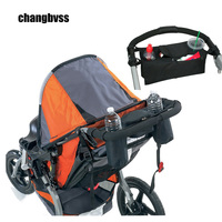 Cup Holder For Pram Baby Stroller Poussette Organizer Bottle Bags For Stroller Accessories Multifunction Carriage Hanging
