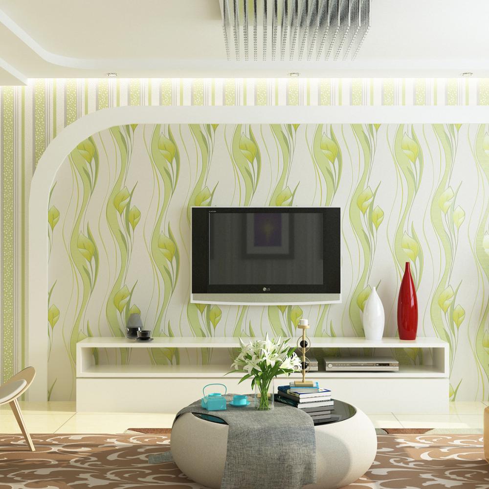 remarkable modern purple living room | Aliexpress.com : Buy 0.53x9.5M Romantic Pastoral Purple ...