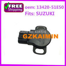 High quality new Throttle Position Sensor TPS oem 13420-51E50 1342051E50  for yamaha