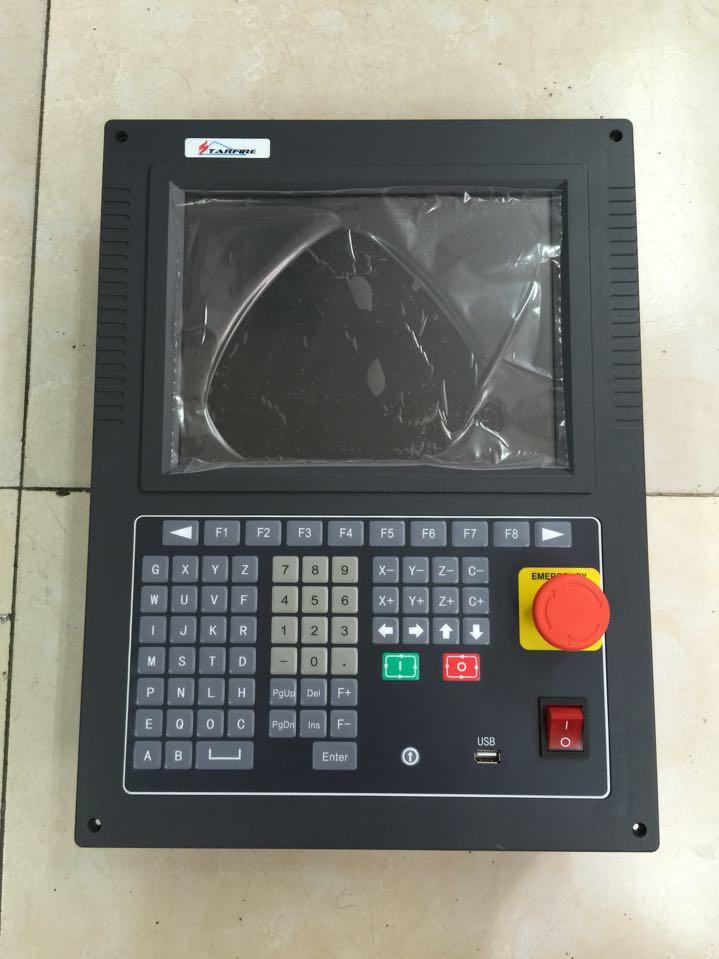 SFC 2300S CNC valdiklio liepsnos plazminės pjovimo staklės 10,4 '' ekranas Išplėstinė SH / F-2200H sistemos versija