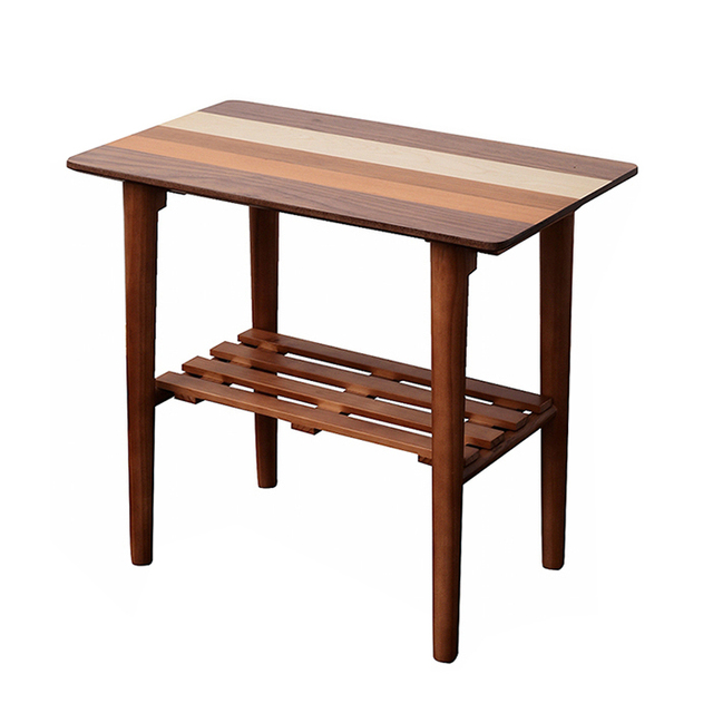 modern sofa side table living room furniture pedestal end accent